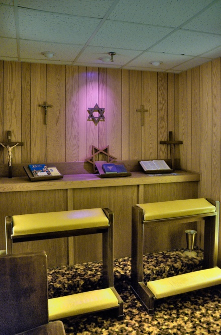Prayers Room at Gunlocke
