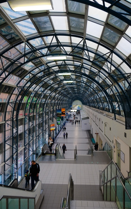 Metro Toronto Convention Centre Walkway