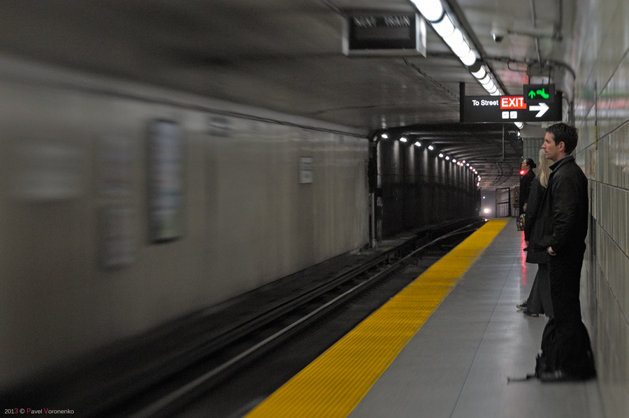 Subway, Toronto