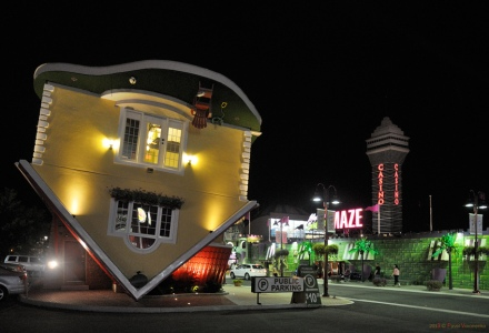 Upside Down House, Niagara Falls
