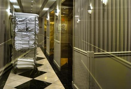 Hotel Interior Abstraction of Park Hyatt Toronto