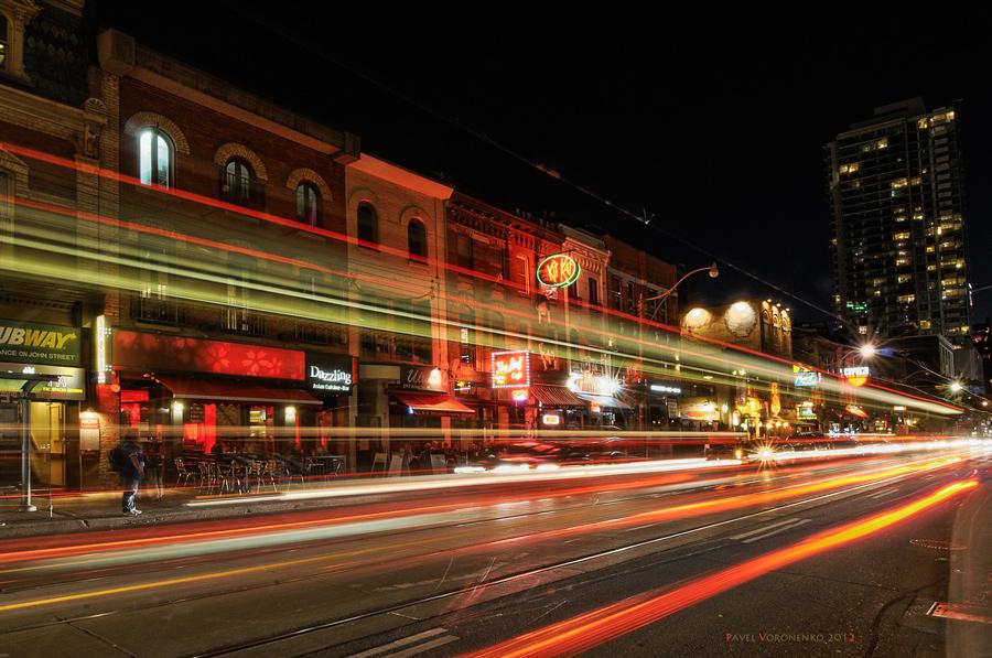 Night King Street