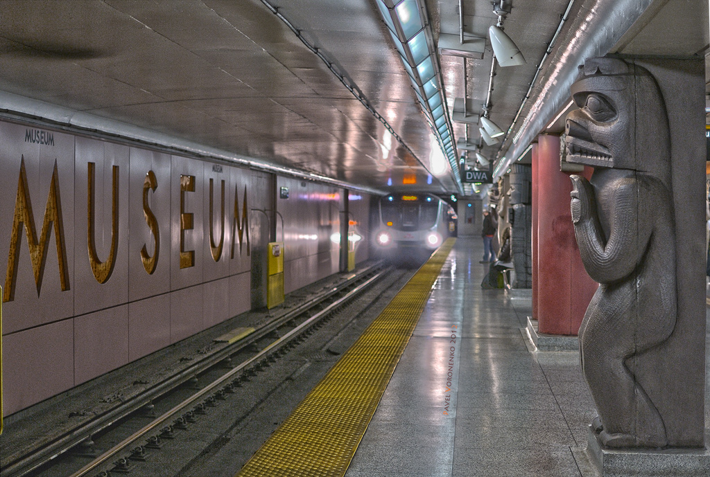 Museum TTC Station