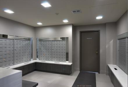 Mail Room at Marina Del Rey Phase I Condominium