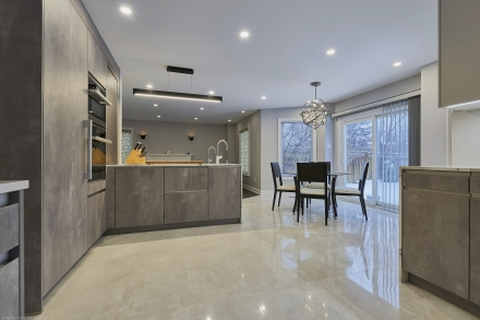 Luxury Kitchen, Photo: © Pavel Voronenko